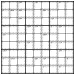 Killer Sudoku Pro / All Signs « Page 1 « Dr Gareth Moore