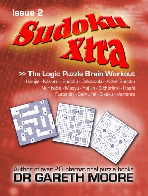 Sudoku Xtra issue 2 cover