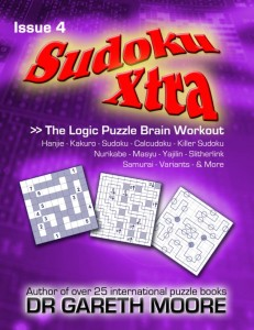 Sudoku Xtra magazine Issue 4 cover