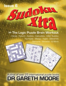 Sudoku Xtra issue 6 cover