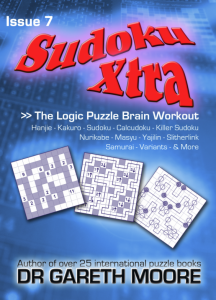 Sudoku Xtra Issue 7 cover