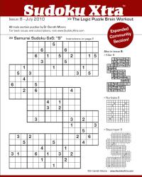 Sudoku Xtra 8