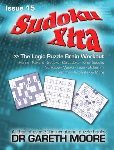 Sudoku Xtra Issue 15