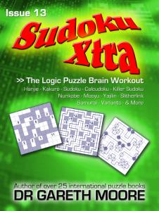 Sudoku Xtra 13