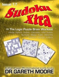 Sudoku Xtra 17